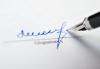 Как оформить доверенность на право подписи - оформить доверенность на право подписи, доверенность на право подписи, оформление доверенности на право подписи, право подписи