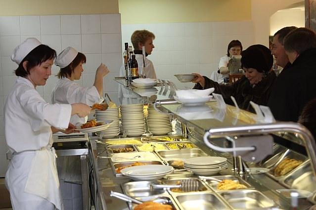 договор на питание сотрудников в столовой образец - фото 2