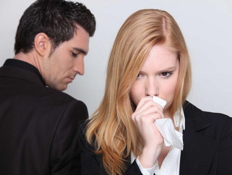 Развод если супруга против